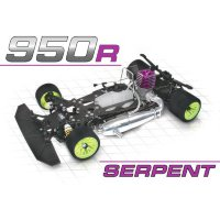 Туринг 1/8 SERPENT 950-R 4wd car-kit