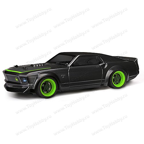 1/18 Micro RS4 Drift 1969 Ford Mustang RTR (HPI-112468)