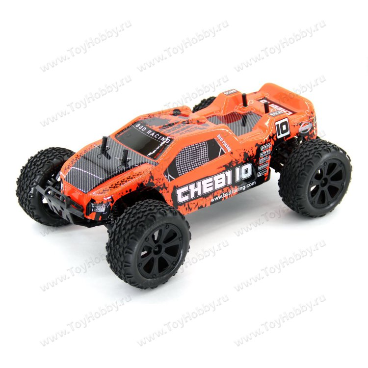 Трак 1/10 Chebi 10 4WD Electric Truck RTR
